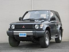 パジェロワイド XR−II 2.8ディーゼルターボ4WD