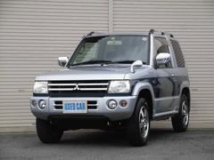 パジェロミニリミテッドエディションXR 4WDオートマキーレス