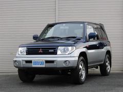 パジェロイオZR−S 5速MT4WD