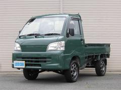ハイゼットトラックエアコン・パワステ スペシャル 5速マニュアル4WDETC