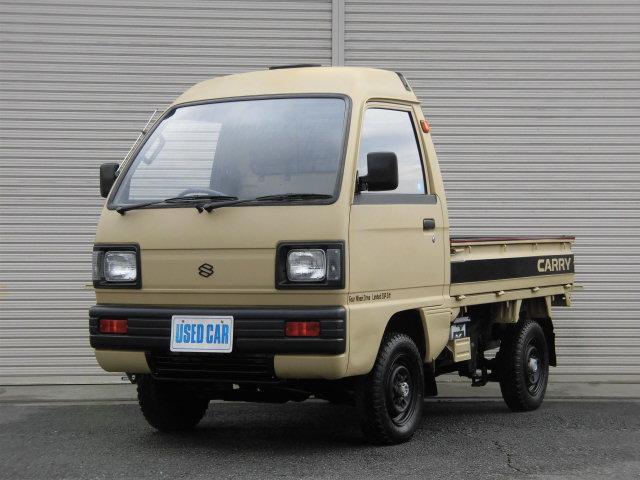 スズキ  4速MT4WD三方開