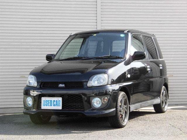 スバル RSリミテッドII 5速MT4WDスーパーチャージャーキーレスETC純正AW D型
