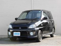 プレオRSリミテッドII 5速MT4WDスーパーチャージャーキーレスETC純正AW D型