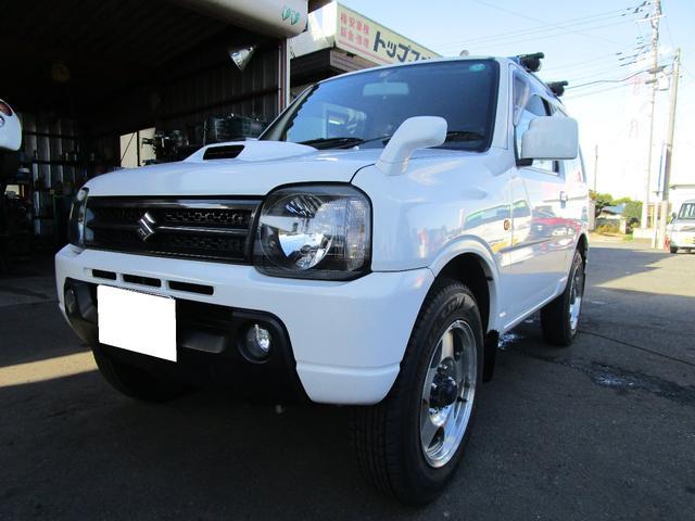 マツダ XC オートマ・4WD・キーレス・ターボ