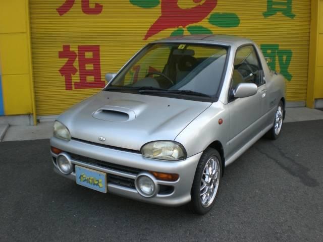 スバル GX-T Tトップ 1000台限定車 SR付 保証付き