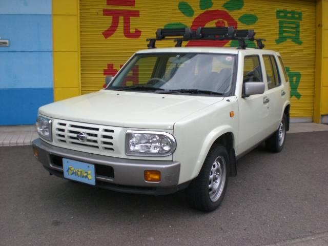 日産 タイプI 4WD 保証付き フル装備 車検整備付 オートマ