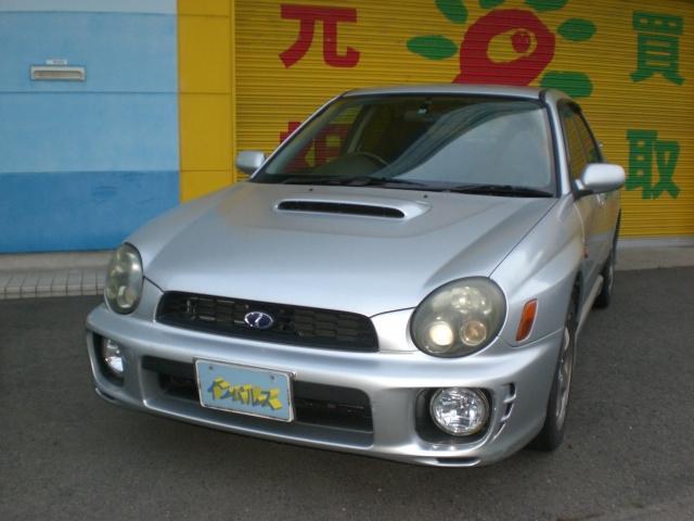 スバル WRX NB 4WD 16インチAW 保証付き CD ABS