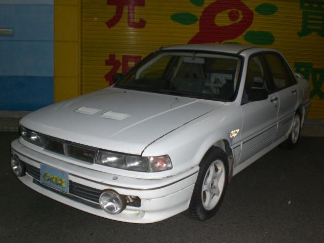 Photo of MITSUBISHI GALANT VR-4RS / used MITSUBISHI