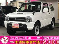 ジムニーXG 届出済未使用車 ナビオプションパック 5MT