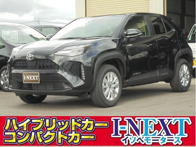 ヤリスクロス(トヨタ) G 登録済未使用車/8インチディスプレイオーディオ/バックカメラ/LEDヘッドライト/セーフティセン 中古車画像