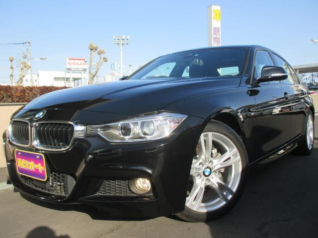 BMW 3シリーズ 320i Mスポーツ HDDナビ フルセグ B...
