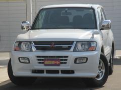 パジェロショート スーパーエクシード シートヒーター ETC 4WD