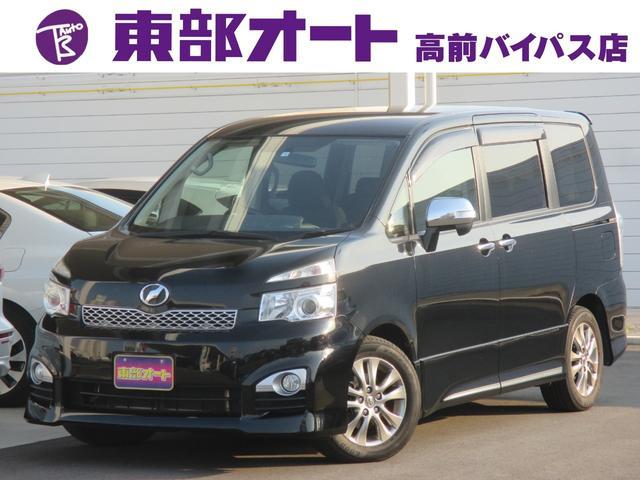 トヨタ ヴォクシー ZS煌II 1オーナー 社外ナビ TV 両側電動 ETC