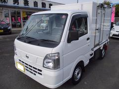 NT100クリッパートラック冷蔵冷凍車中温・2コンプ仕様・オートマ
