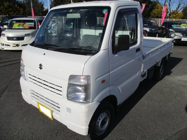 スズキ KC・4WD・5速マニュアル