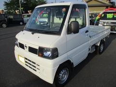 クリッパートラックDX・農繁・4WD