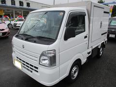 キャリイトラック低温冷凍車1WAY・サーモキング・−20℃〜