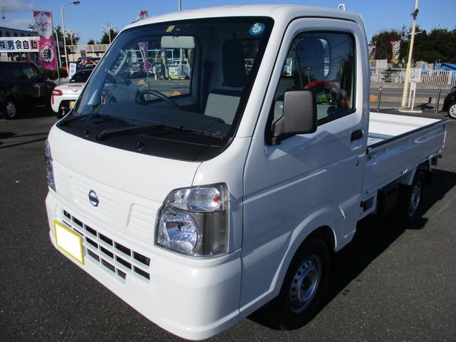 日産 NT100クリッパートラック DX農繁仕様・ハイロー切り替...
