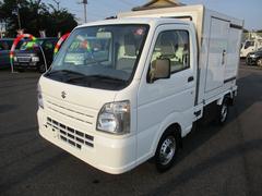 キャリイトラックベースグレード・中温冷凍車1WAY・4WD・オートマ