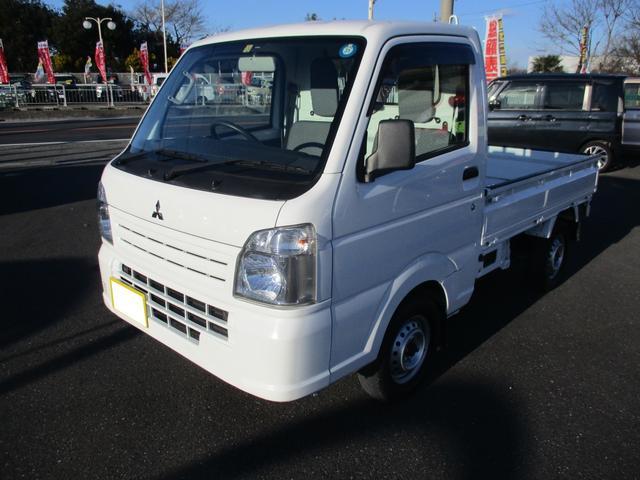 三菱 ミニキャブトラック みのり・ハイロー切り替え4WD・デフロック