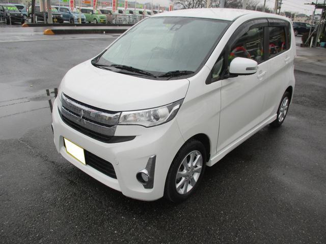 三菱 G e-アシスト・メモリナビ・バックモニター・ETC
