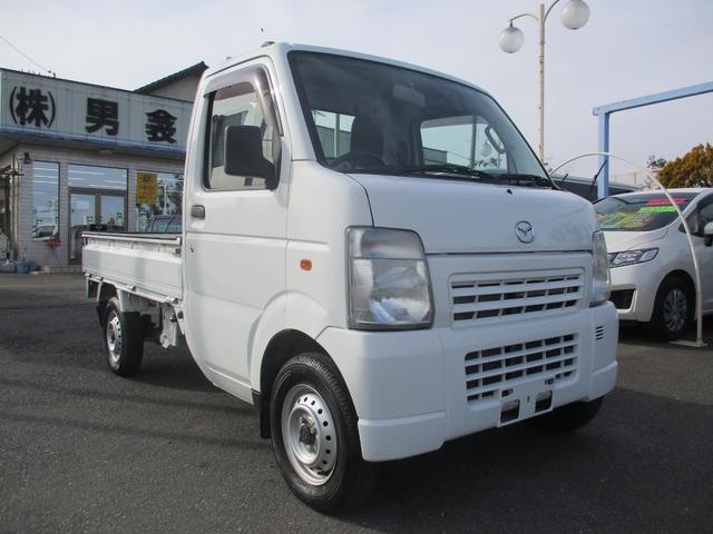 マツダ KCスペシャル KCスペシャル 4WD エアコン・パワステ