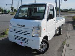 キャリイトラックダンプ 4WD AC PS