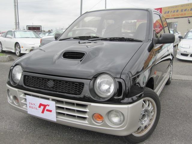 スズキ RS/Z 5速 4WD タイミングチェーン