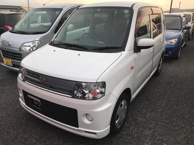 三菱 トッポ M 4WD ナビTV