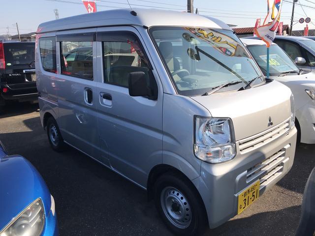 三菱 ミニキャブバン M 4WD 5MT 現行モデル