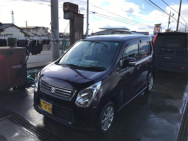 スズキ FXリミテッド ナビTV バックカメラ 4WD シートヒーター