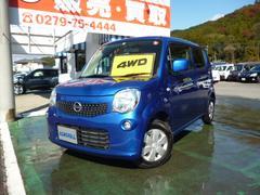 モコS FOUR 4WD ナビTV シートヒーター