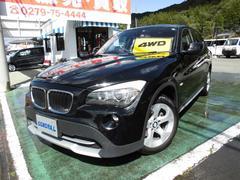 BMW X1xDrive 20i ハイライン 4WD HDDナビTV