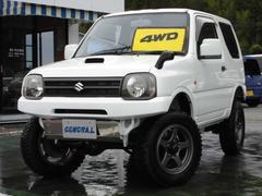 ジムニーXG 4WD ターボ リフトアップ 5速マニュアル