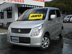 ワゴンRFX 4WD 5速マニュアル
