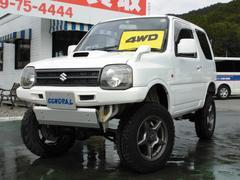 ジムニーXG 4WD ターボ リフトUP 社外マフラー 5速MT