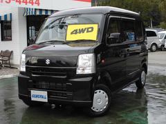 エブリイジョインターボ 4WD