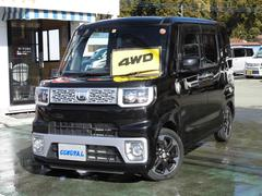ウェイクG ターボ 4WD 1オーナー ナビ フルセグTV