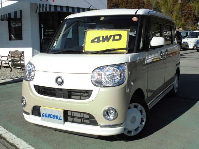 ダイハツ Xメイクアップ SAIII 4WD 1オーナナビTVBカメラ