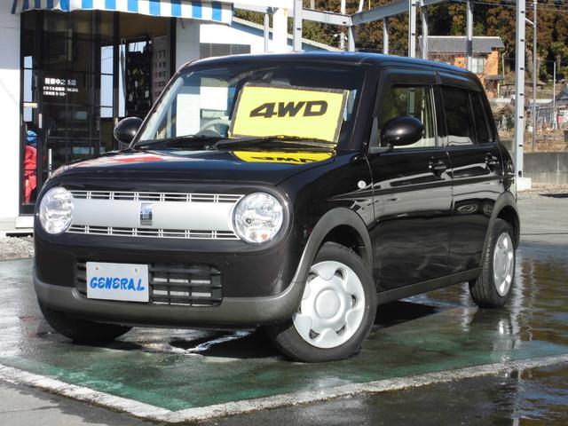 スズキ アルトラパン G 4WD レーダーブレーキサポート