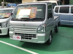 キャリイトラック農繁 4WD エアコン フロア5MT 軽トラック 保証付