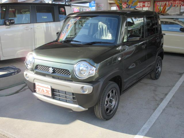 ハスラー(スズキ)A 中古車画像