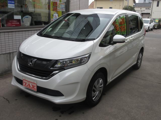 ホンダ G・ホンダセンシング 4WD ナビTV 登録済未使用車