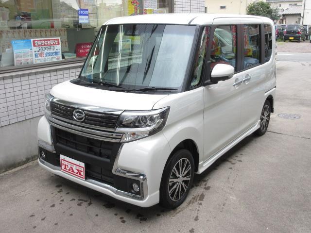 ダイハツ カスタムX トップエディションLTD SA3 4WD ナビ