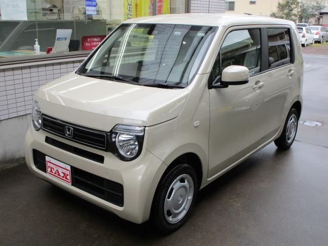 ホンダ Lホンダセンシング 4WD ナビ新品 届出済未使用車