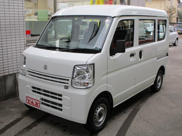 スズキ PA 4WD 4AT スタッドレス付