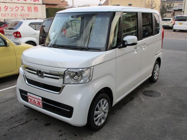 ホンダ L 4WD ホンダセンシング 両電Sドア SカーテンエアB ナビ新品 届出済未使用車