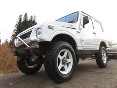ジムニー4WD 5速 リフトアップ公認 ロールバー 改多数