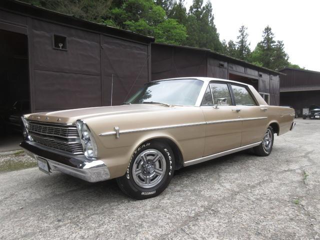 フォード CUSTOM500 289 Wilwoodブレーキ