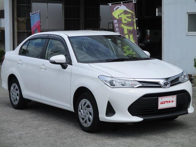 トヨタ 1.5X 4WD セーフティーセンス ナビ ETC キーレス